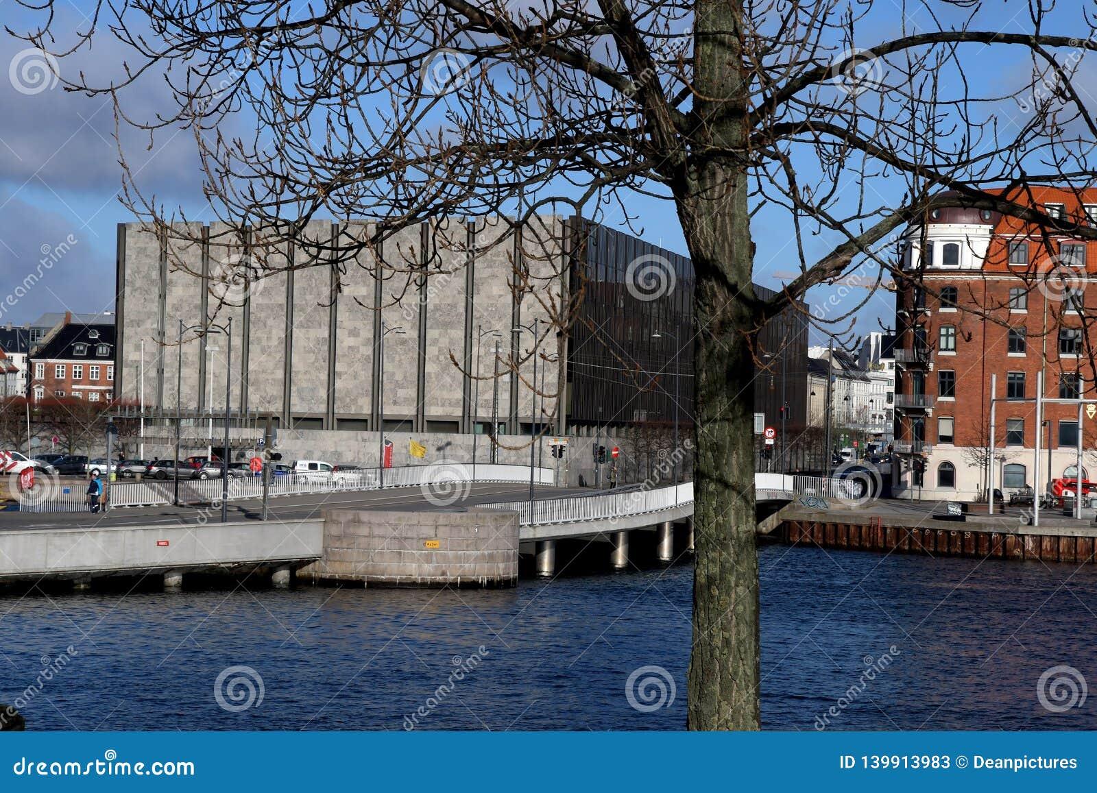 DÄNEMARK 'S NATIONAL BANK IN KOPENHAGEN DÄNEMARK