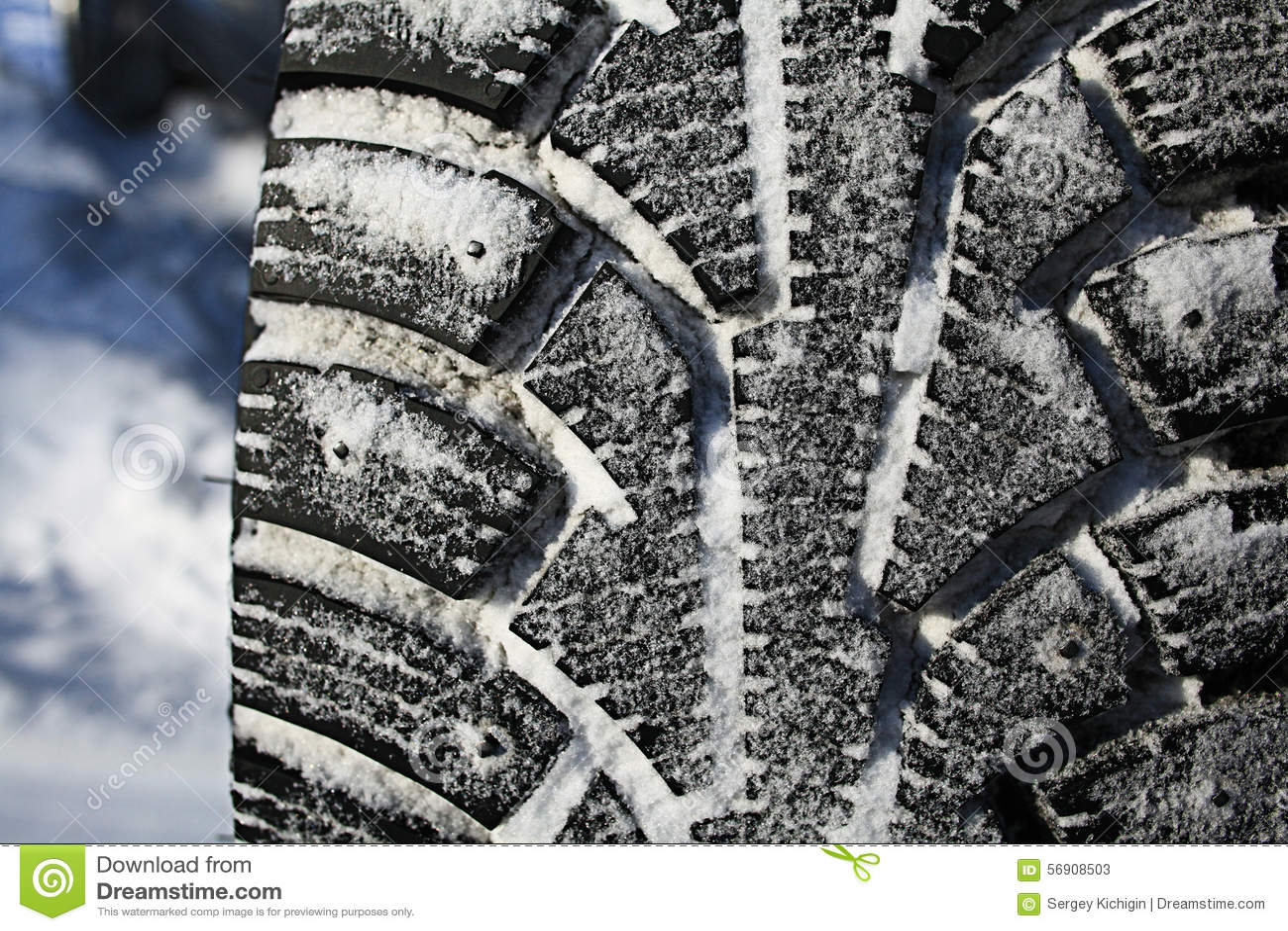 Däckmönsterhjul