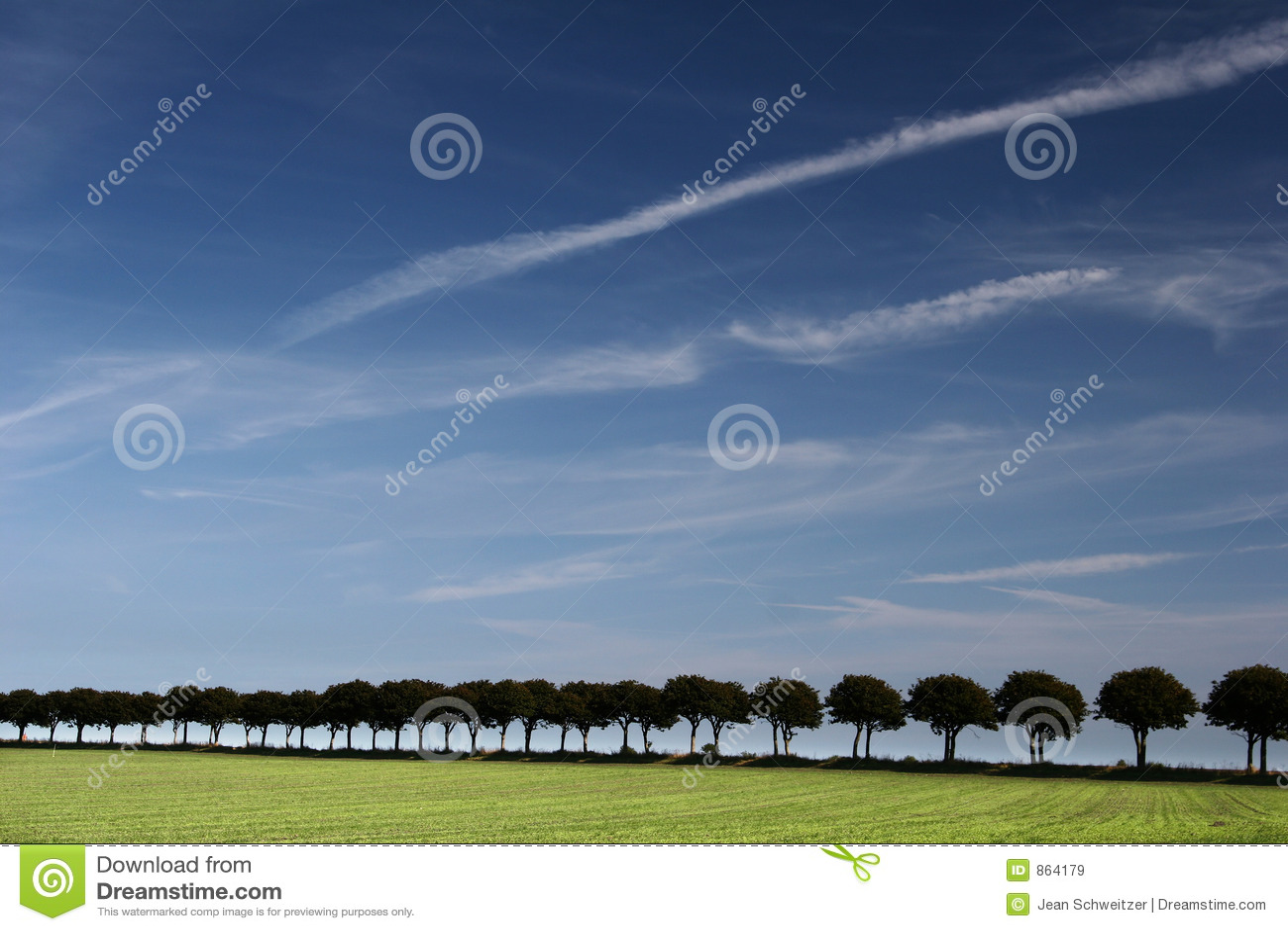 Dänische Landschaft