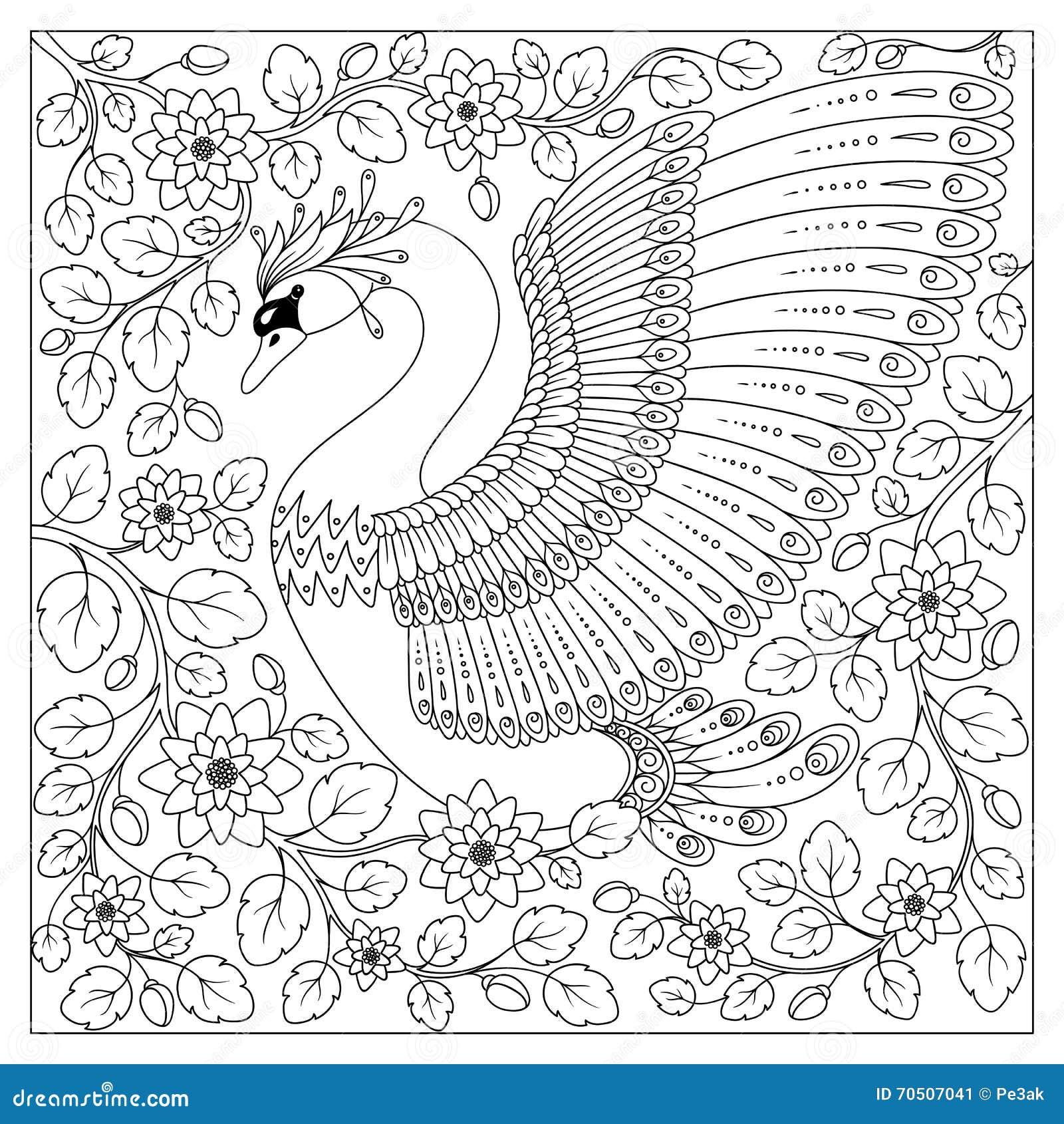 Perfecto Páginas De Flores Detalladas Para Colorear Foto - Dibujos ...