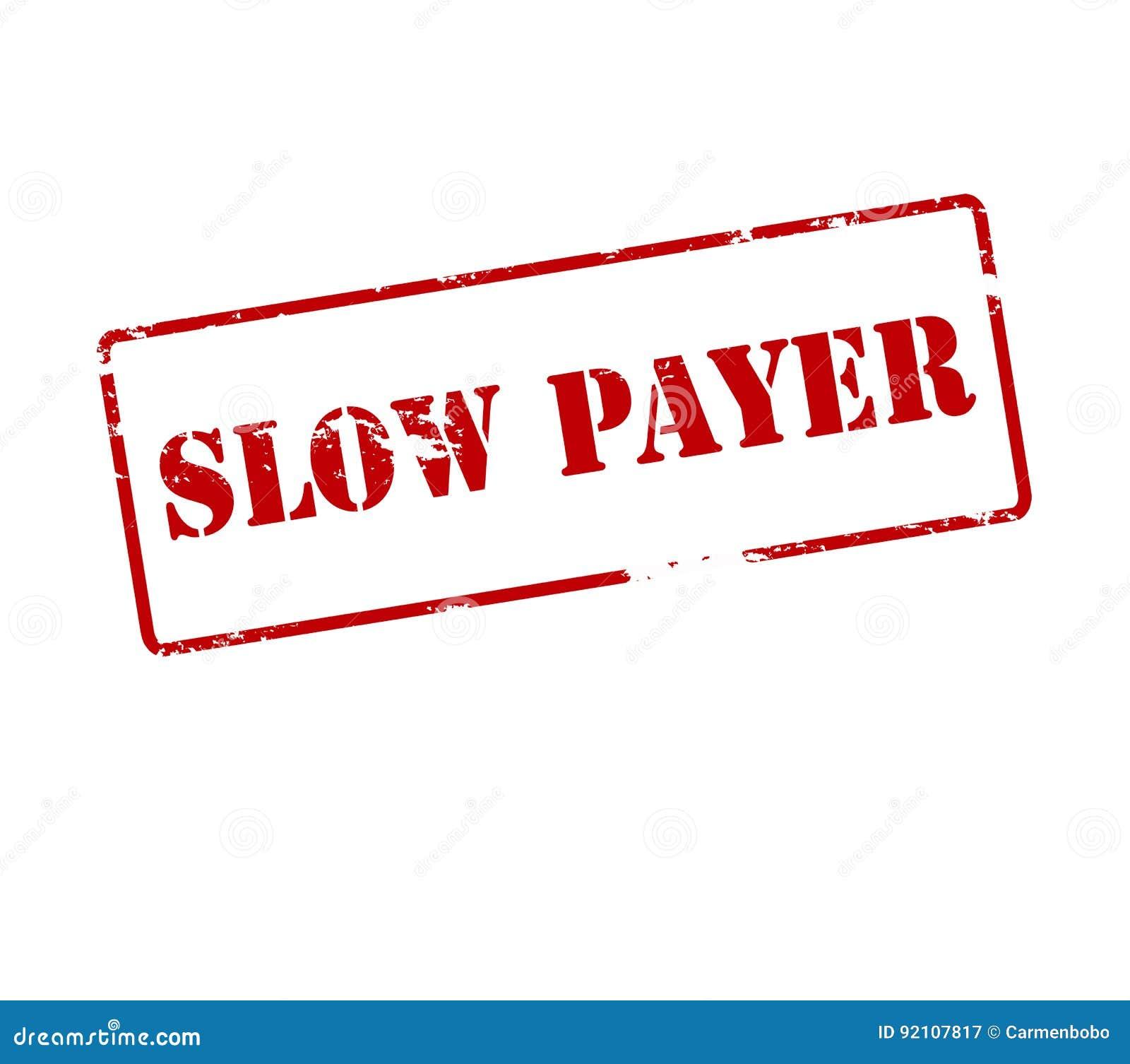 Débiteur lent