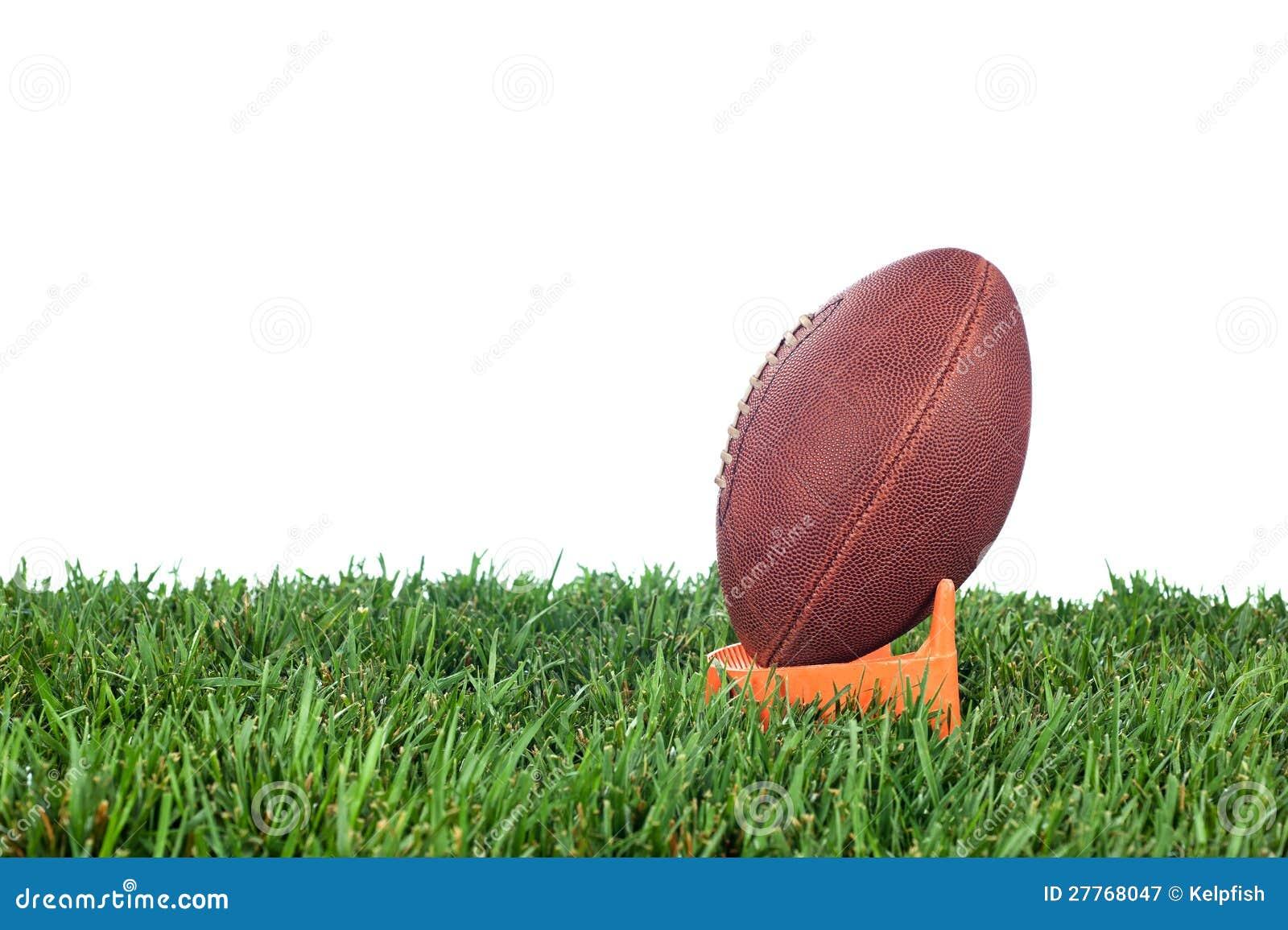 Début de football américain