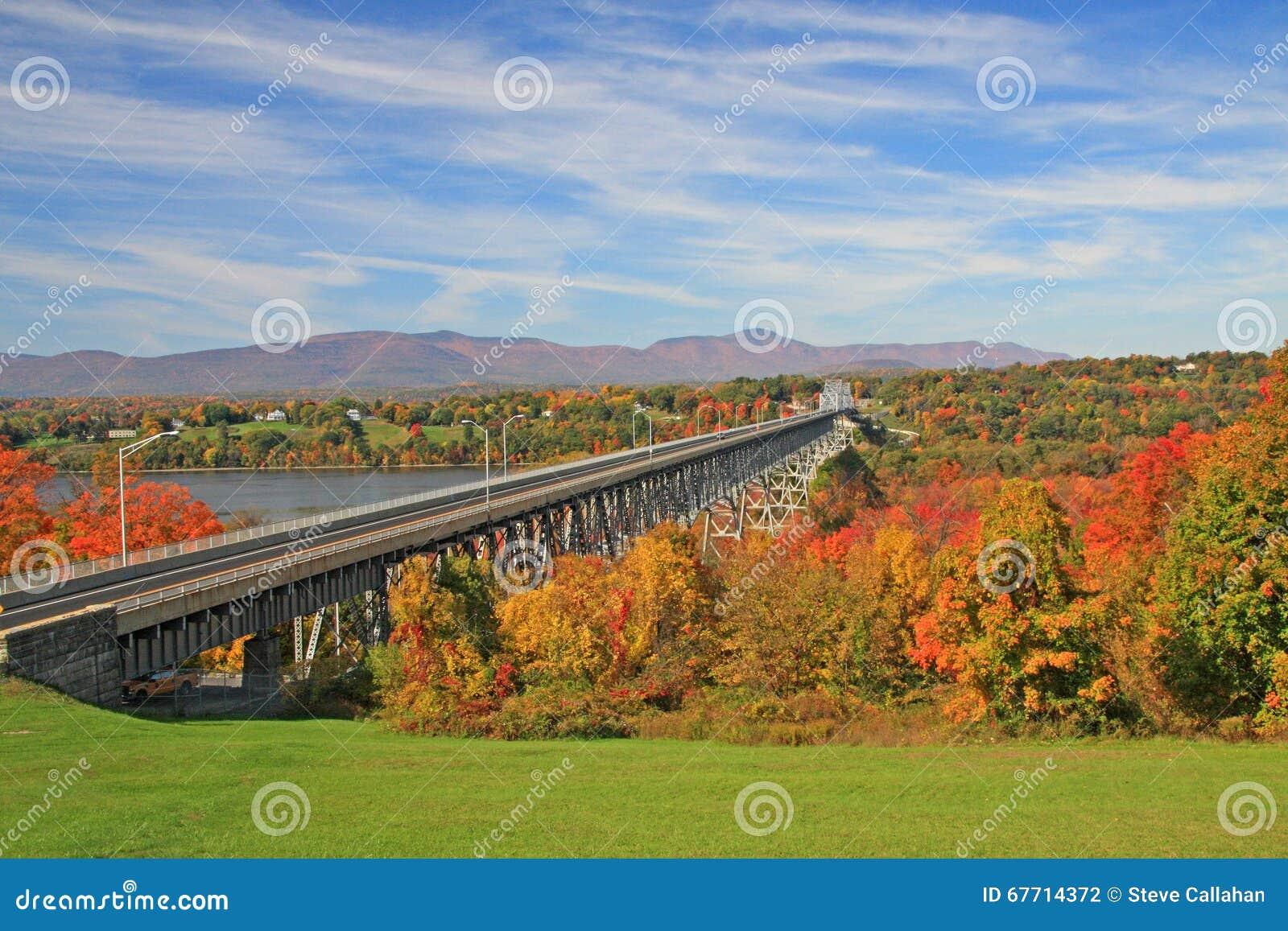 Déchirure Van Winkle Bridge