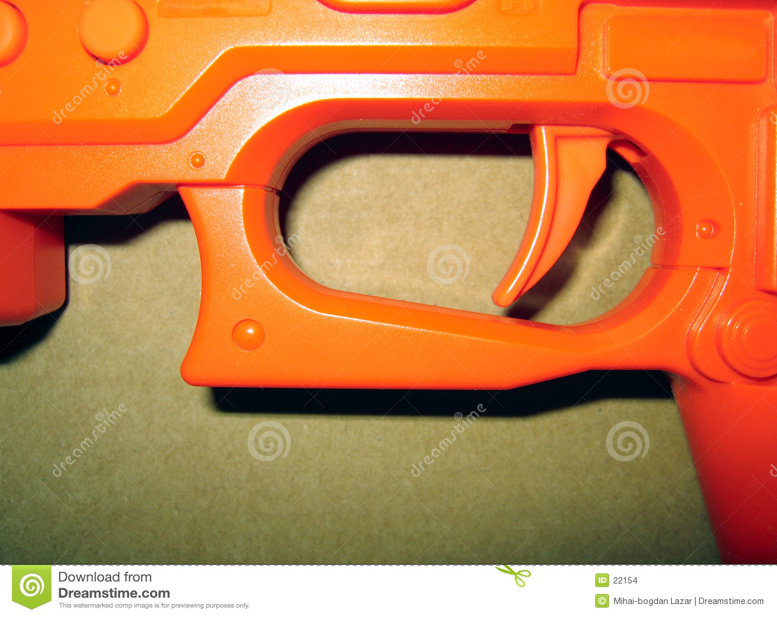 Déclenchement orange
