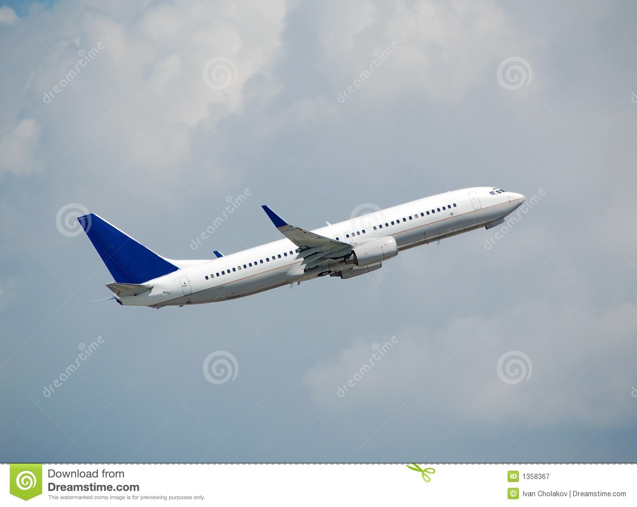 D collage moderne d 39 avion de passagers photographie stock - Photographie d art en ligne ...