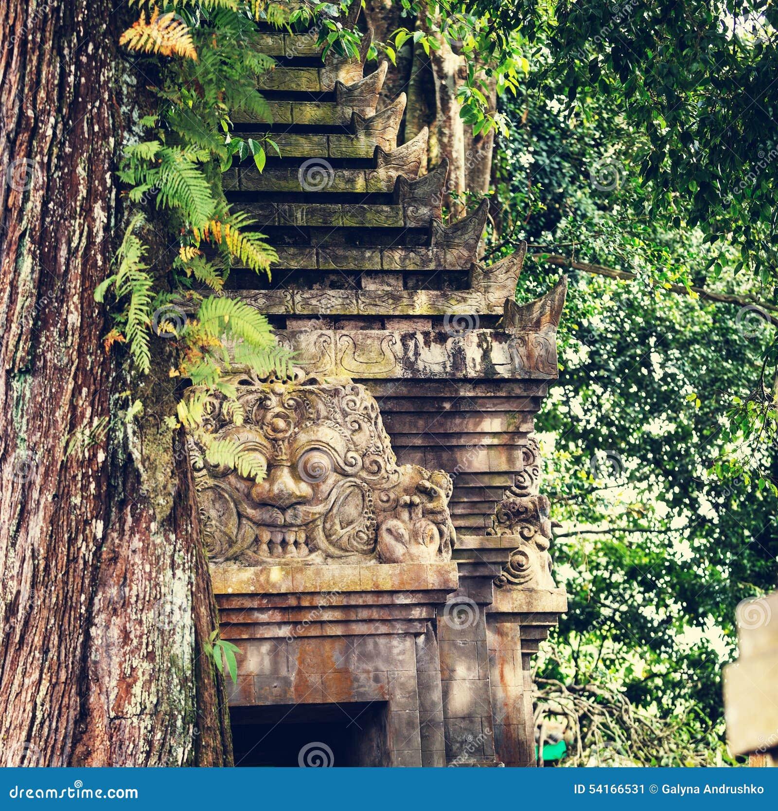 Décor sur Bali