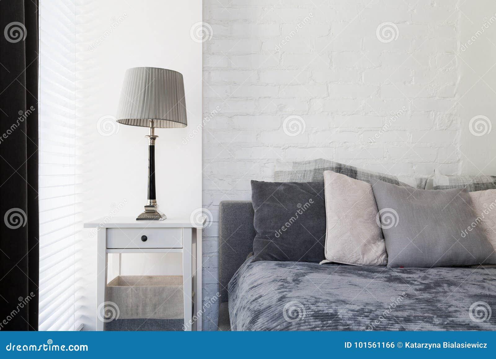 Décoration à la maison aux nuances du gris