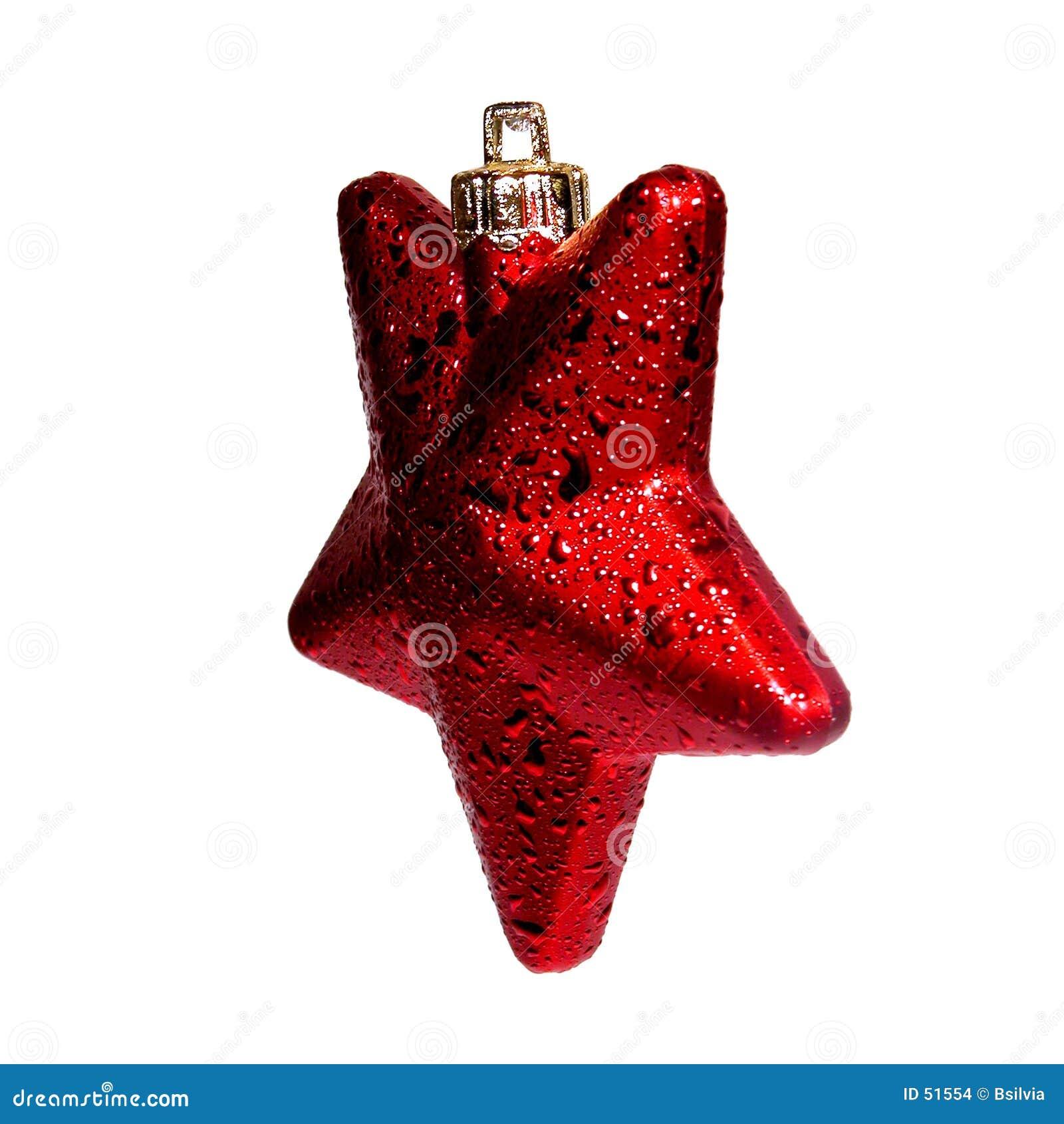 Download Décoration de Noël photo stock. Image du noël, star, objet - 51554