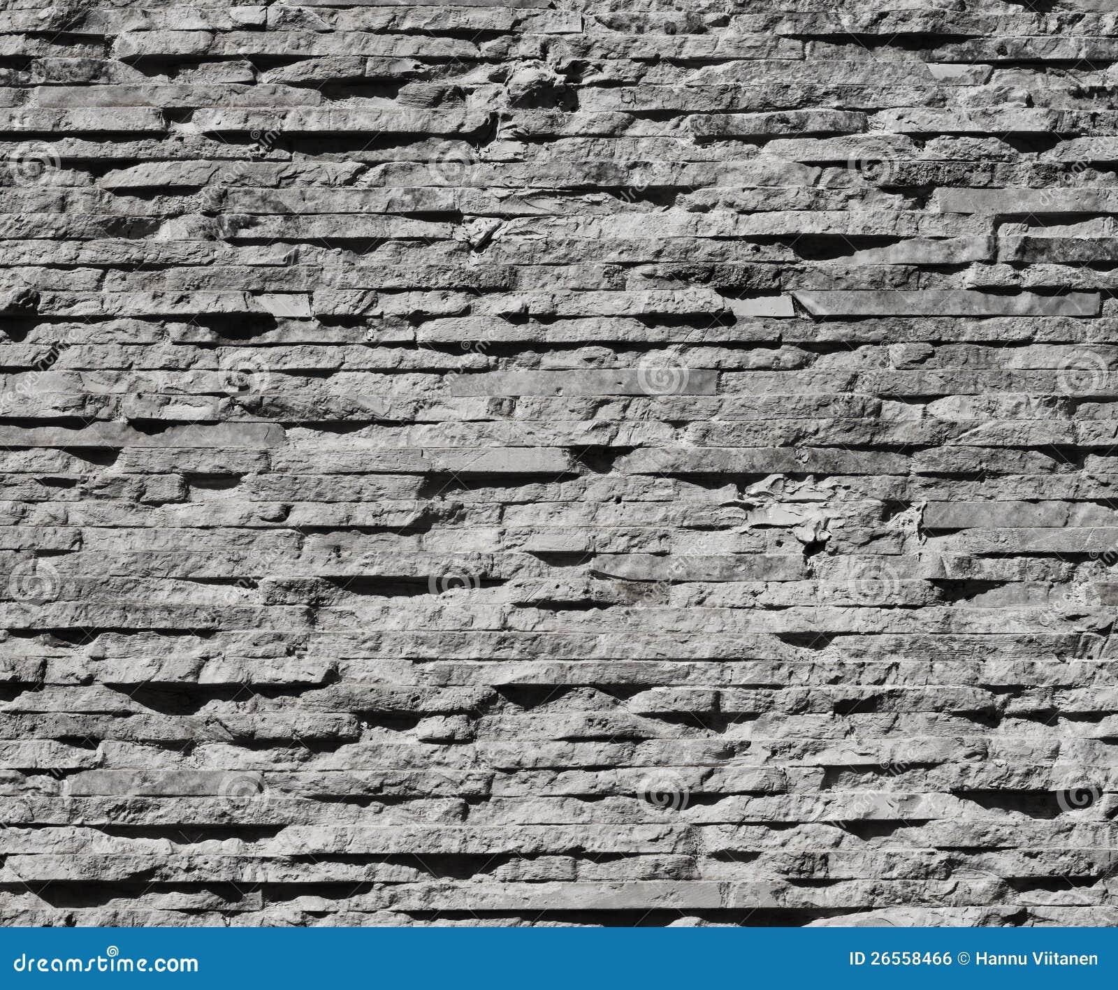 D coration moderne de mur en pierre image libre de droits image 26558466 - Mur en pierre moderne ...