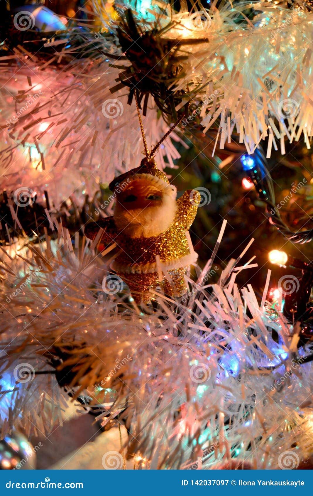 Décoration Santa Claus de Noël
