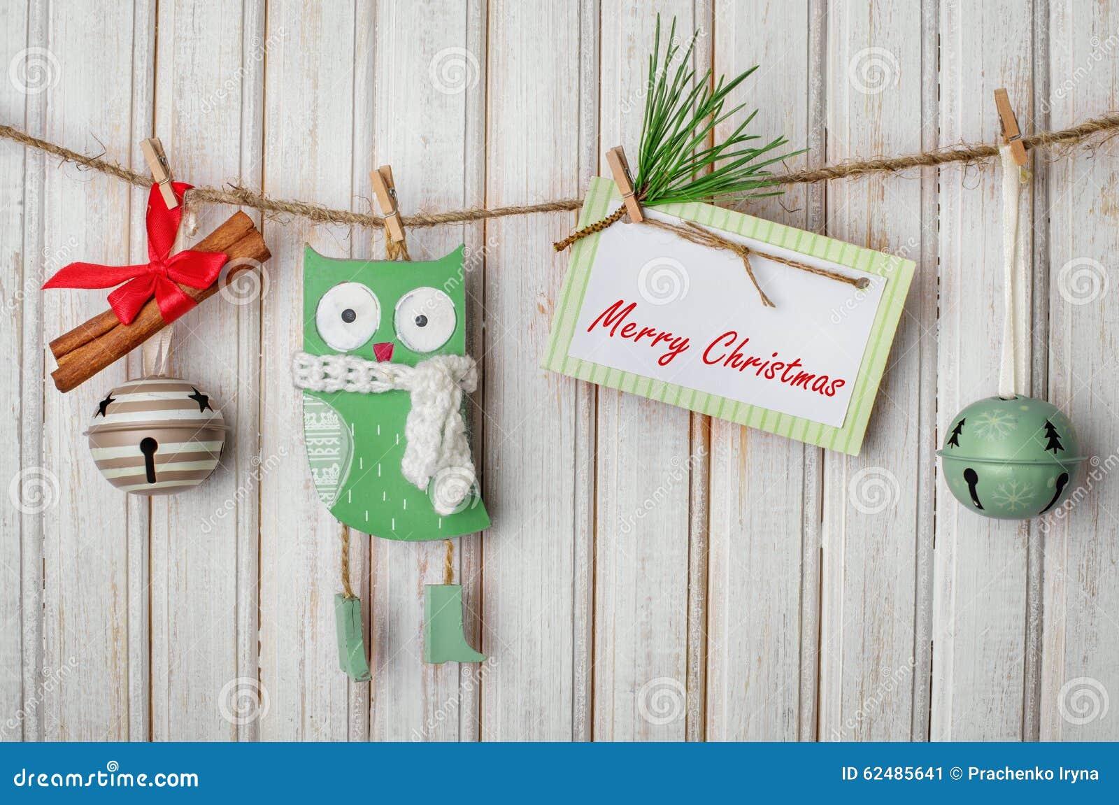 Décorations et jouets de Noël