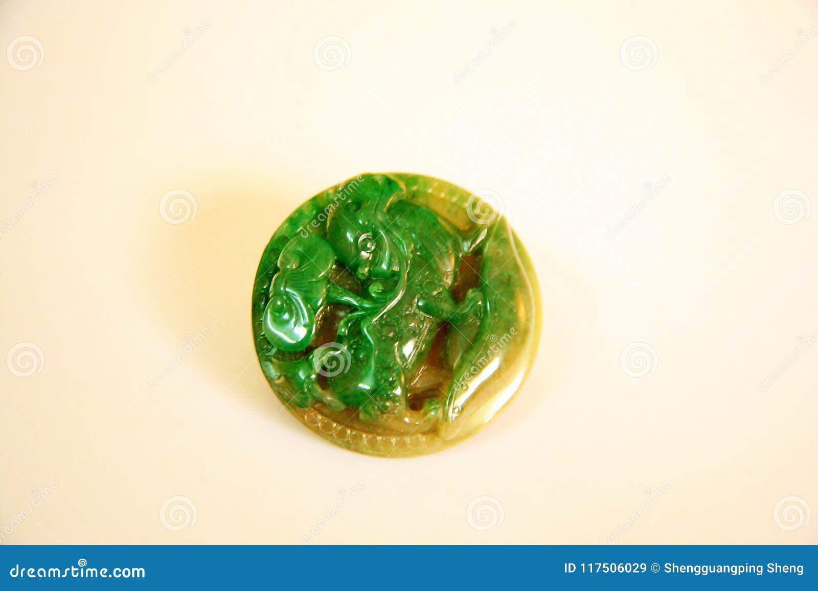 Découpage de jade : Animal sauvage de MyD