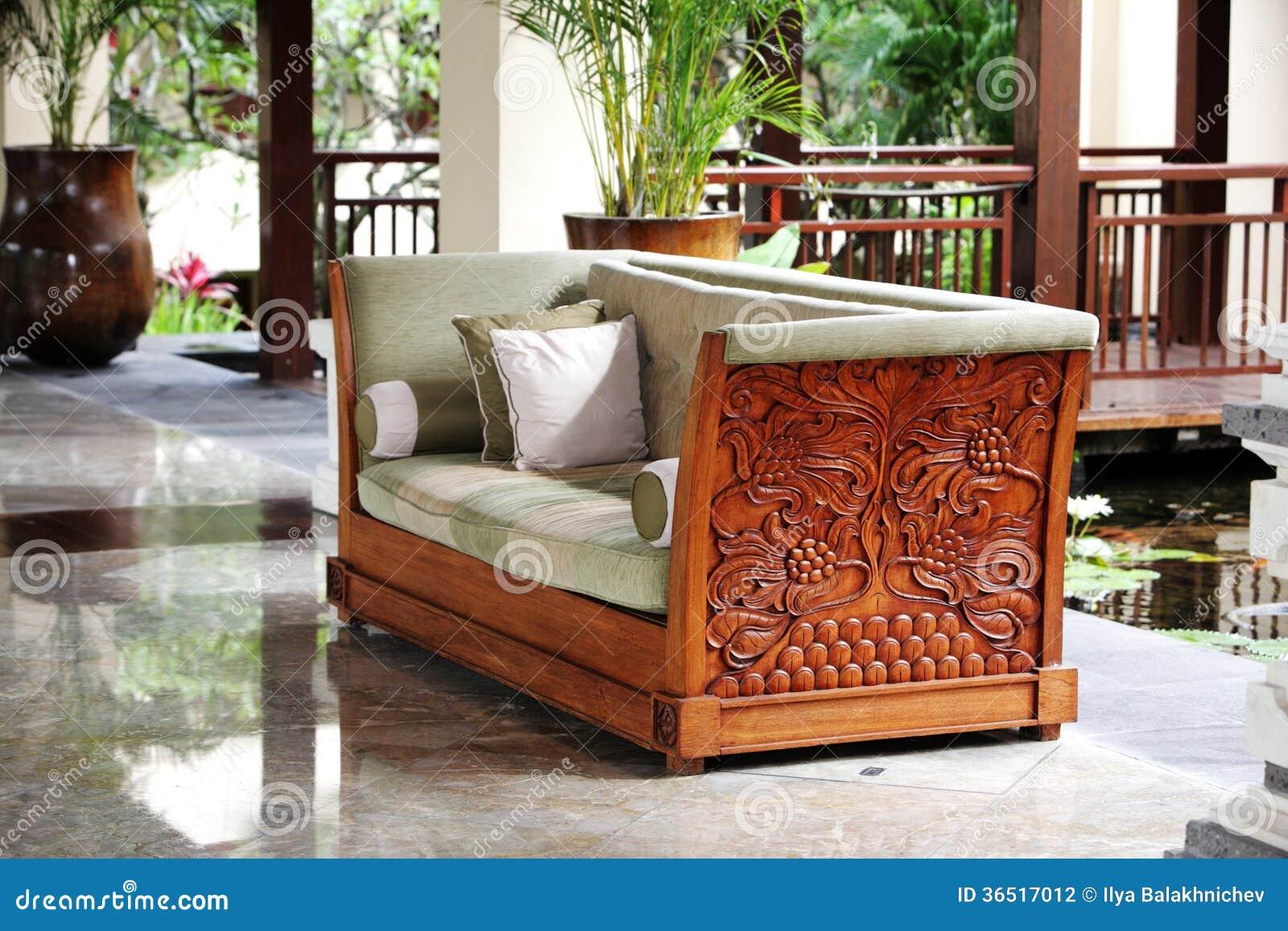 Découpage du sofa