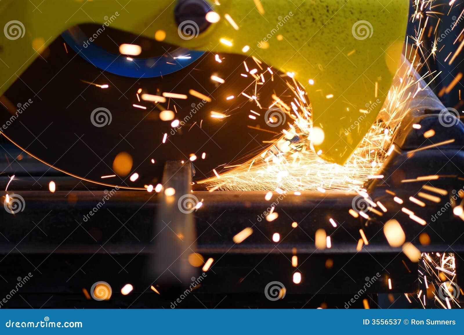 Découpage en métal