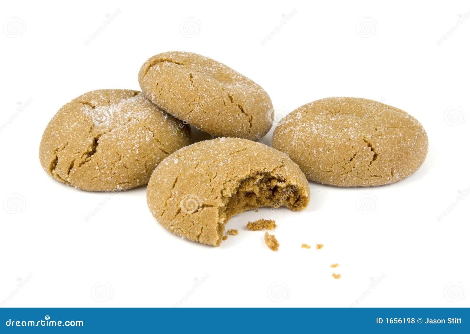 Dégagement de biscuits