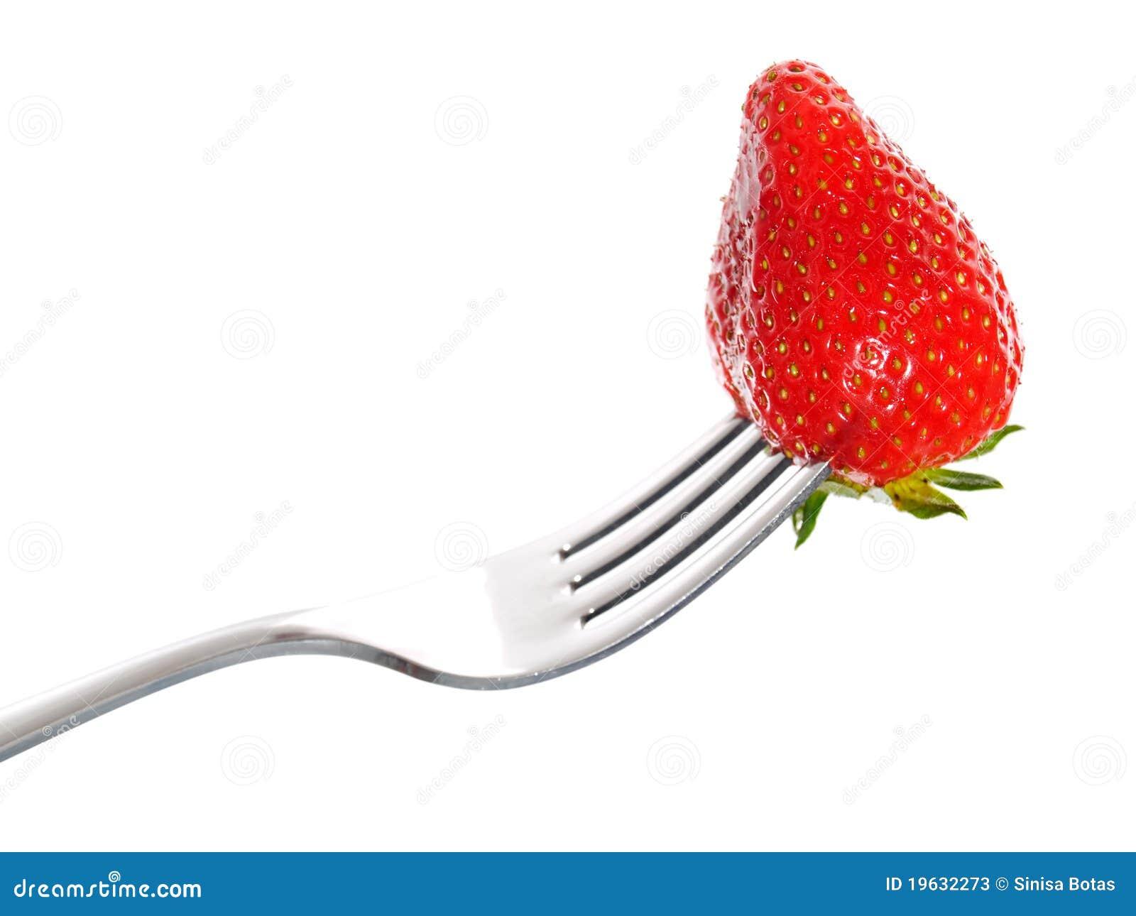 Dégagement de fraise