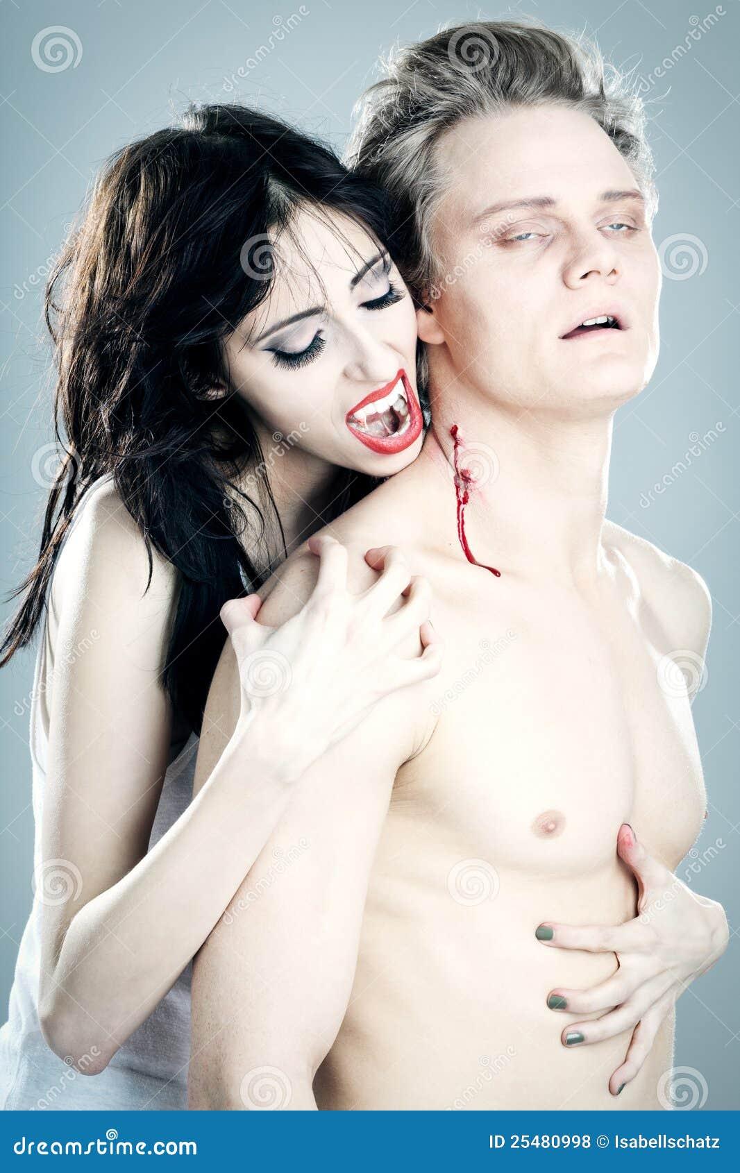 Dégagement de vampire