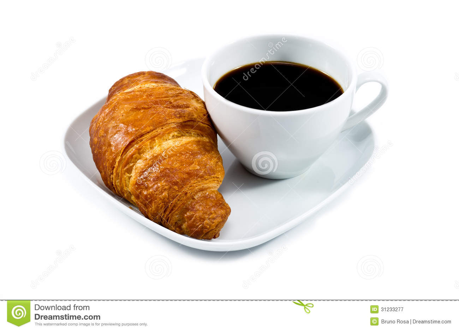 Tasse A Cafe Noir Et Blanc