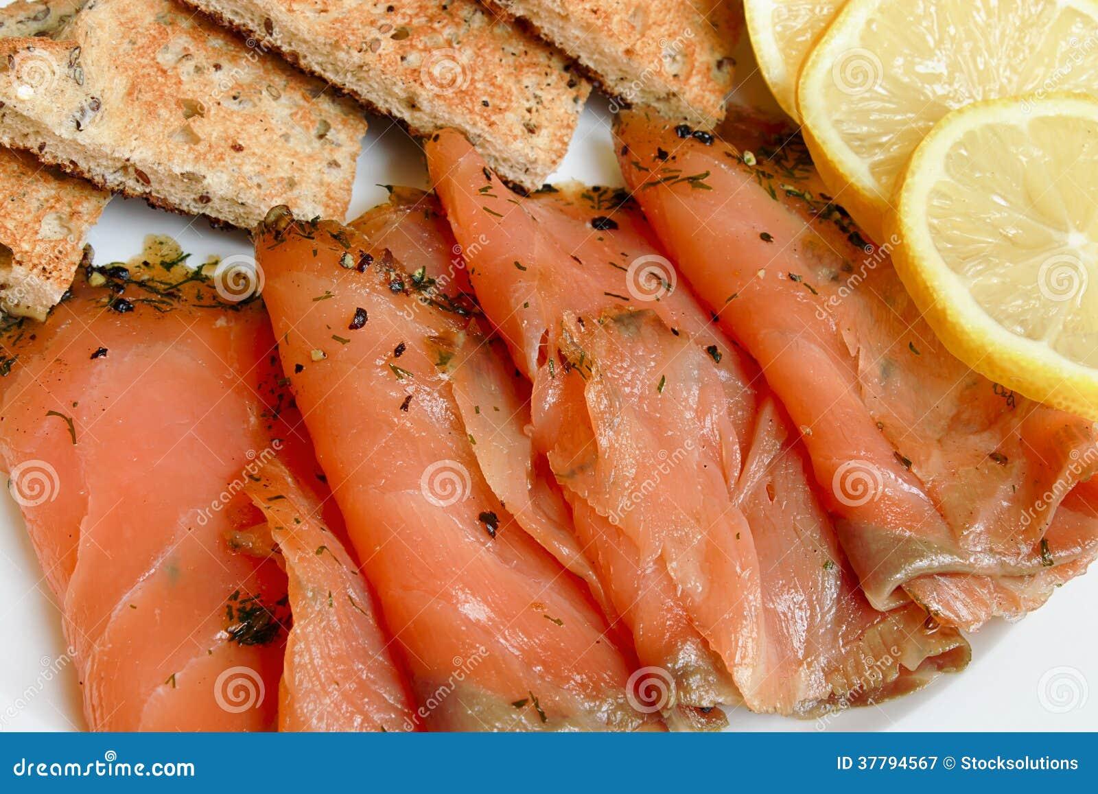 Démarreur de saumons fumés