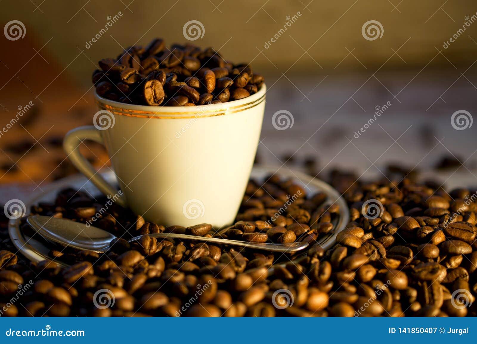 Dépendance de café et de caféine