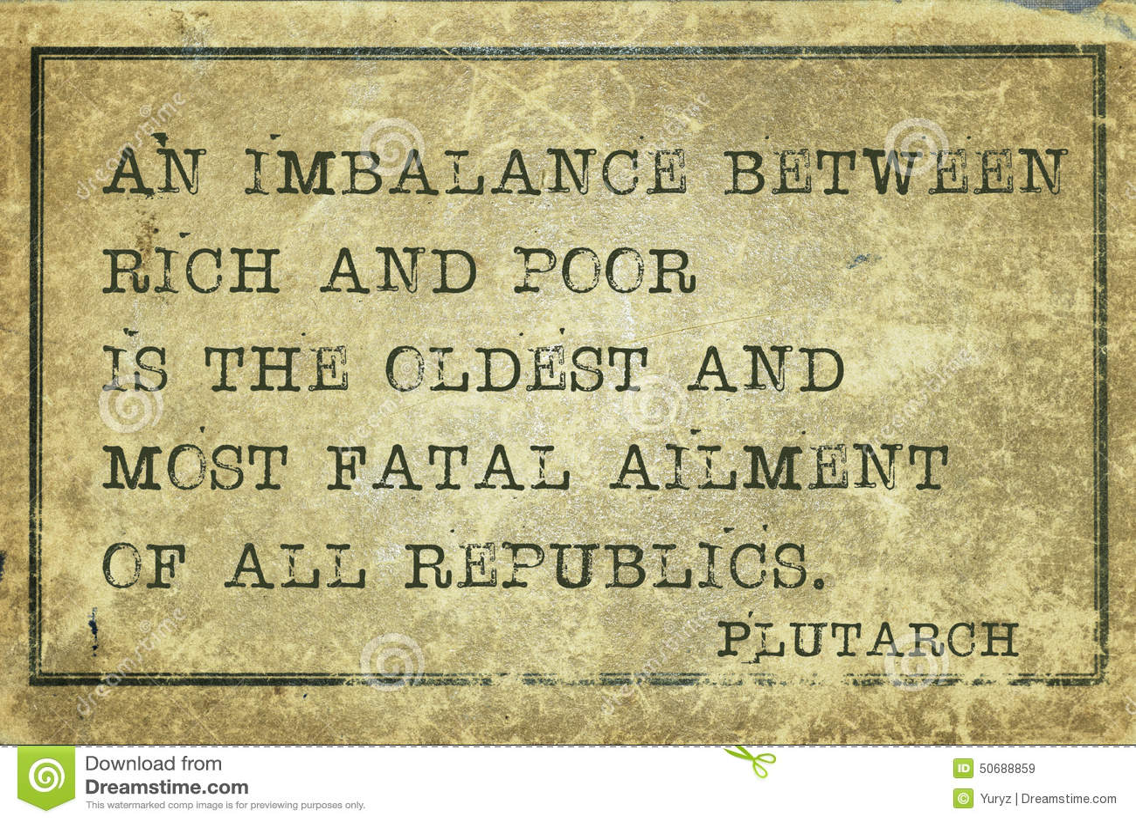 Déséquilibre Plutarch