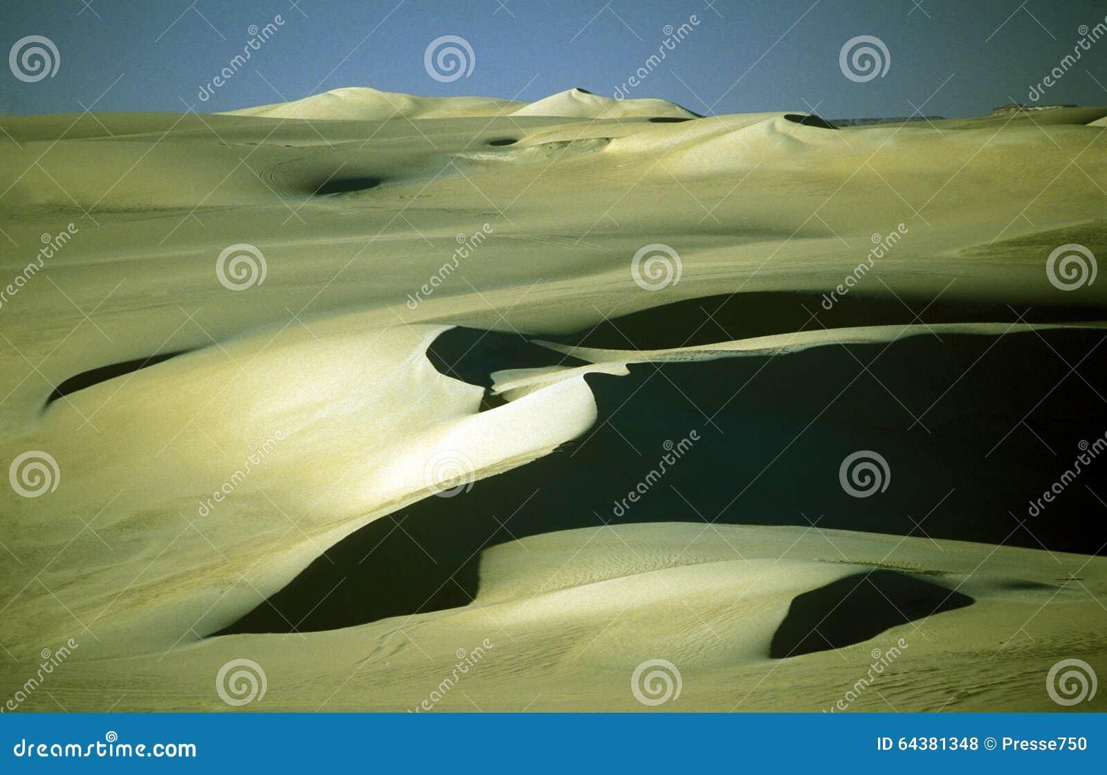 DÉSERT DE L AFRIQUE EGYPTE SAHARA SIWA