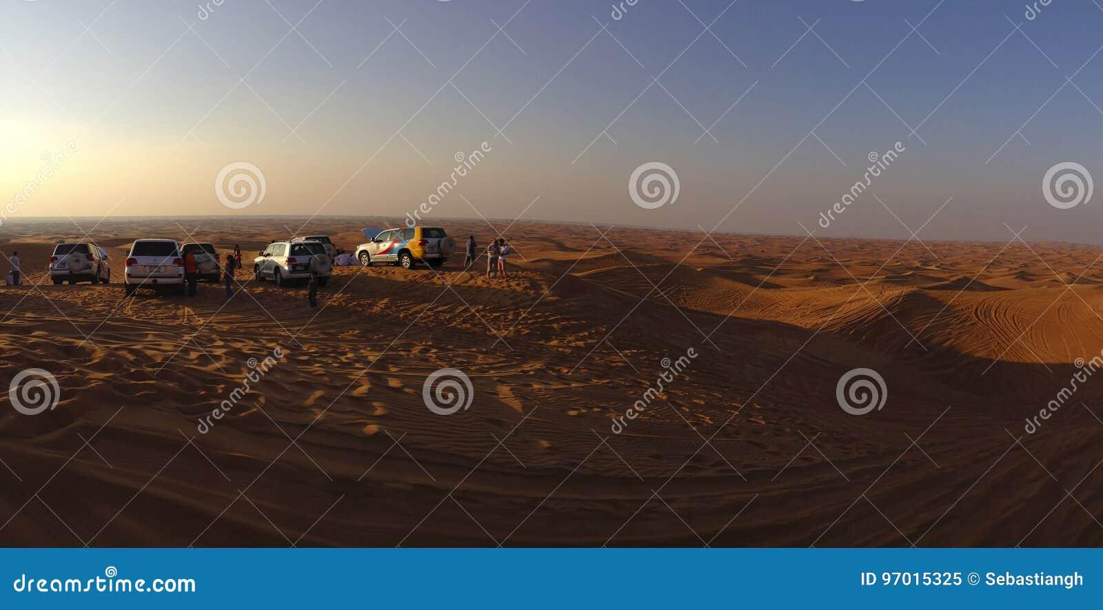 Désert Safary à Dubaï, EAU