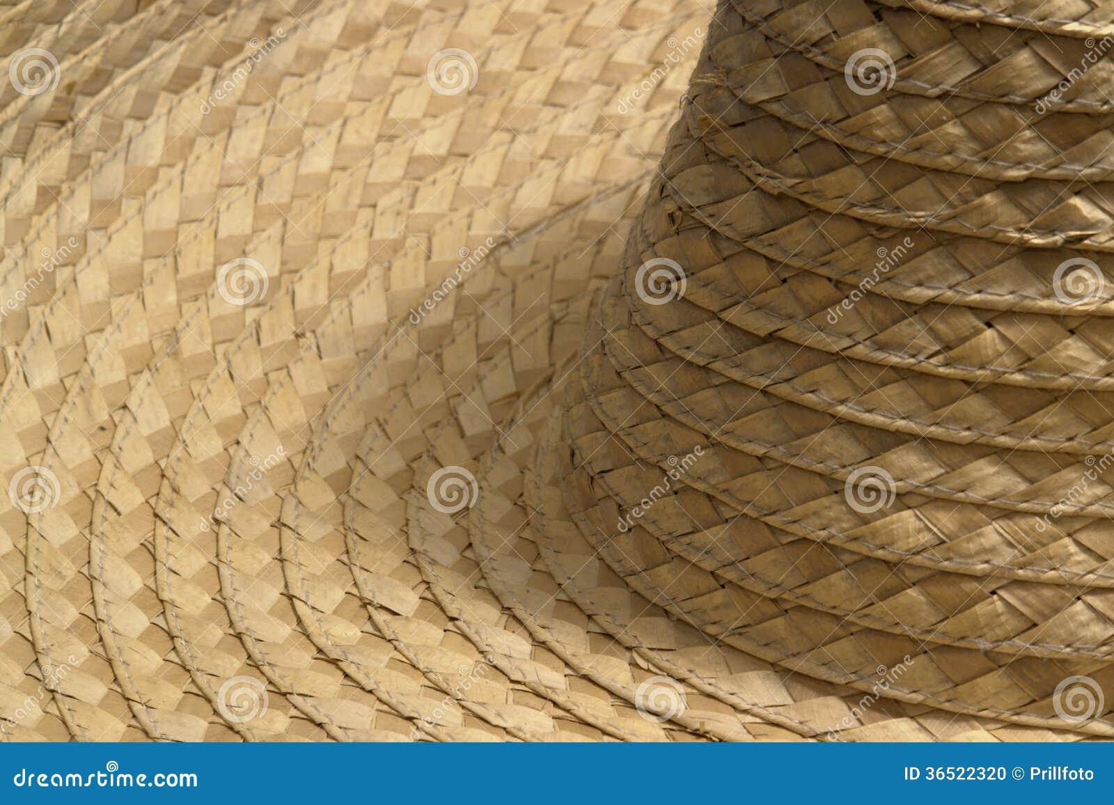 Détail abstrait de sombrero