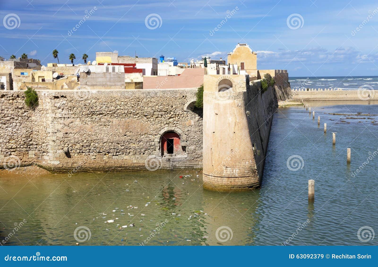 Download Détail Architectural De Mazagan, EL Jadida, Maroc Image stock - Image du culture, marocain: 63092379