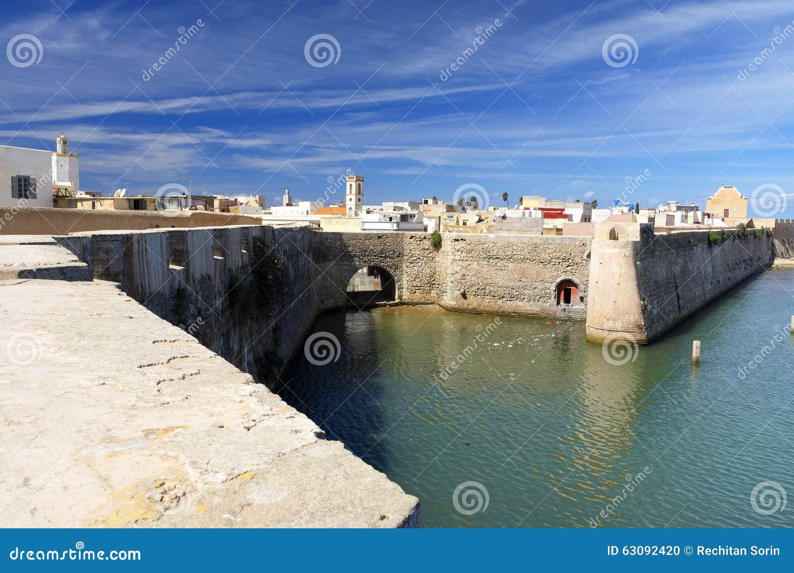 Download Détail Architectural De Mazagan, EL Jadida, Maroc Photo stock - Image du afrique, islam: 63092420