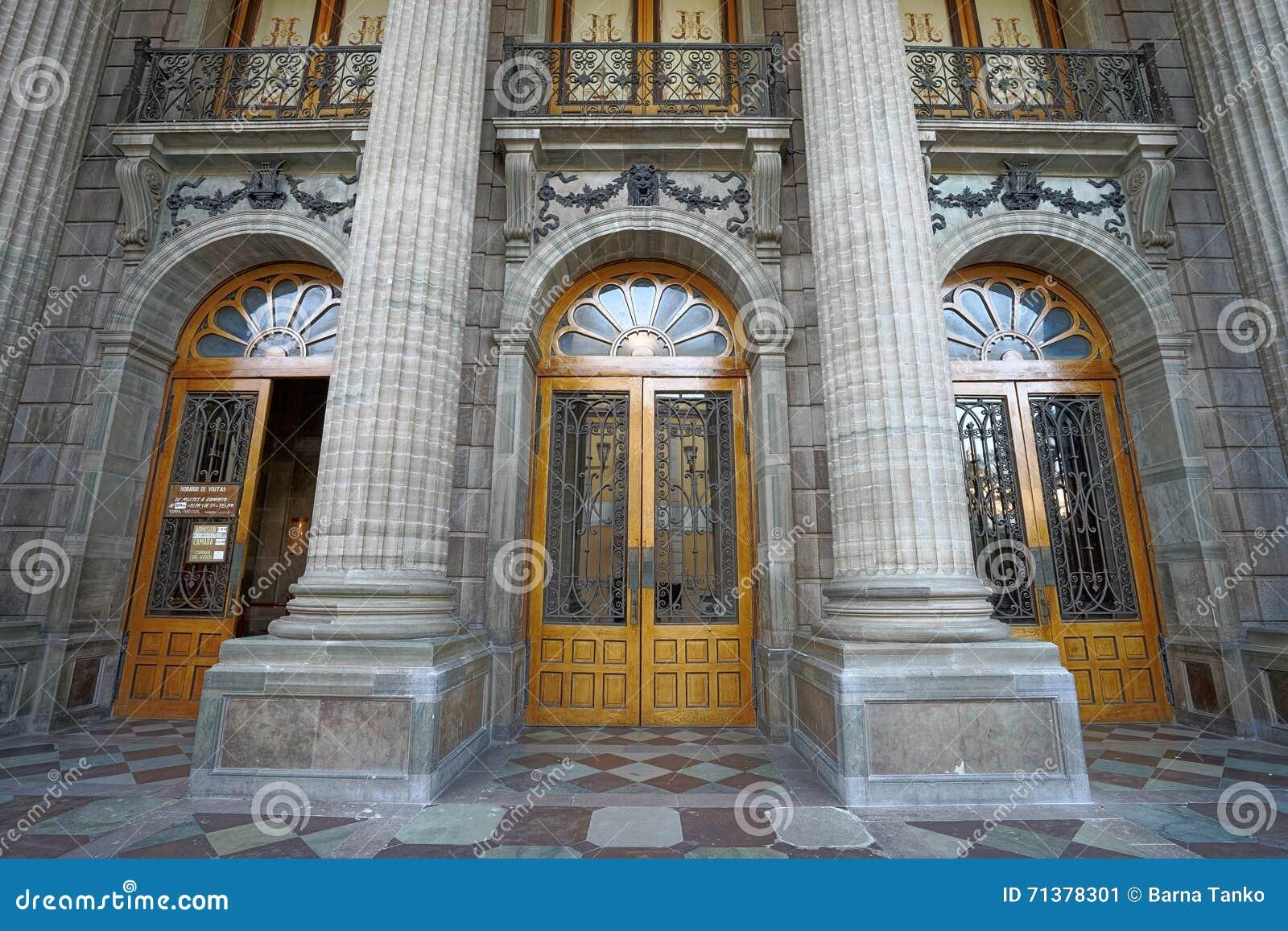 Détail colonial d architecture