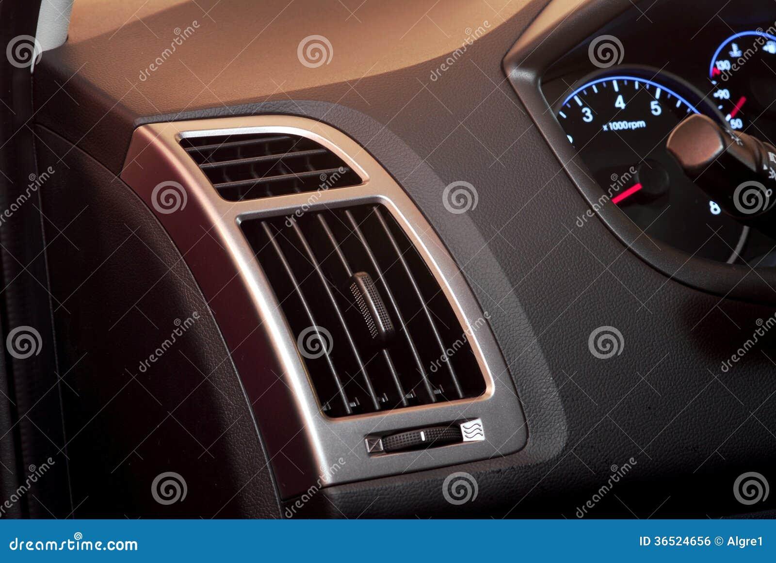 Détail d habitacle de voiture