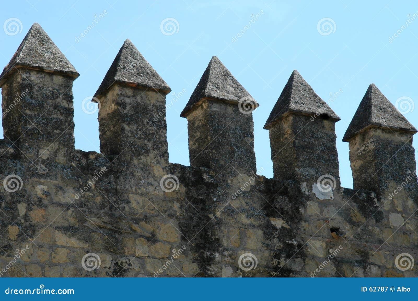 Détail de château