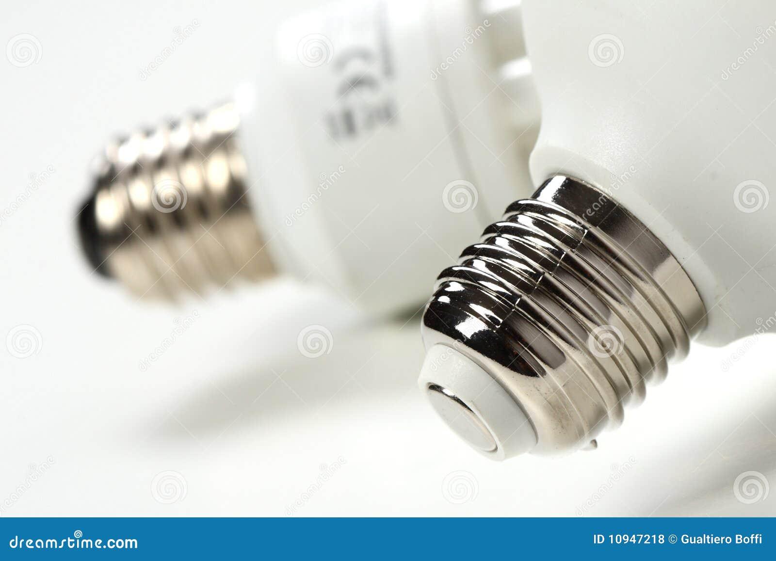 Détail des ampoules