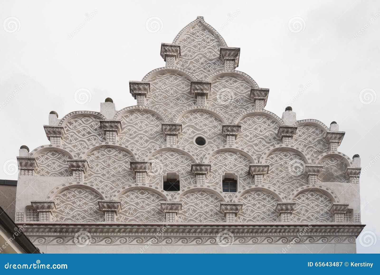 Détails d architecture