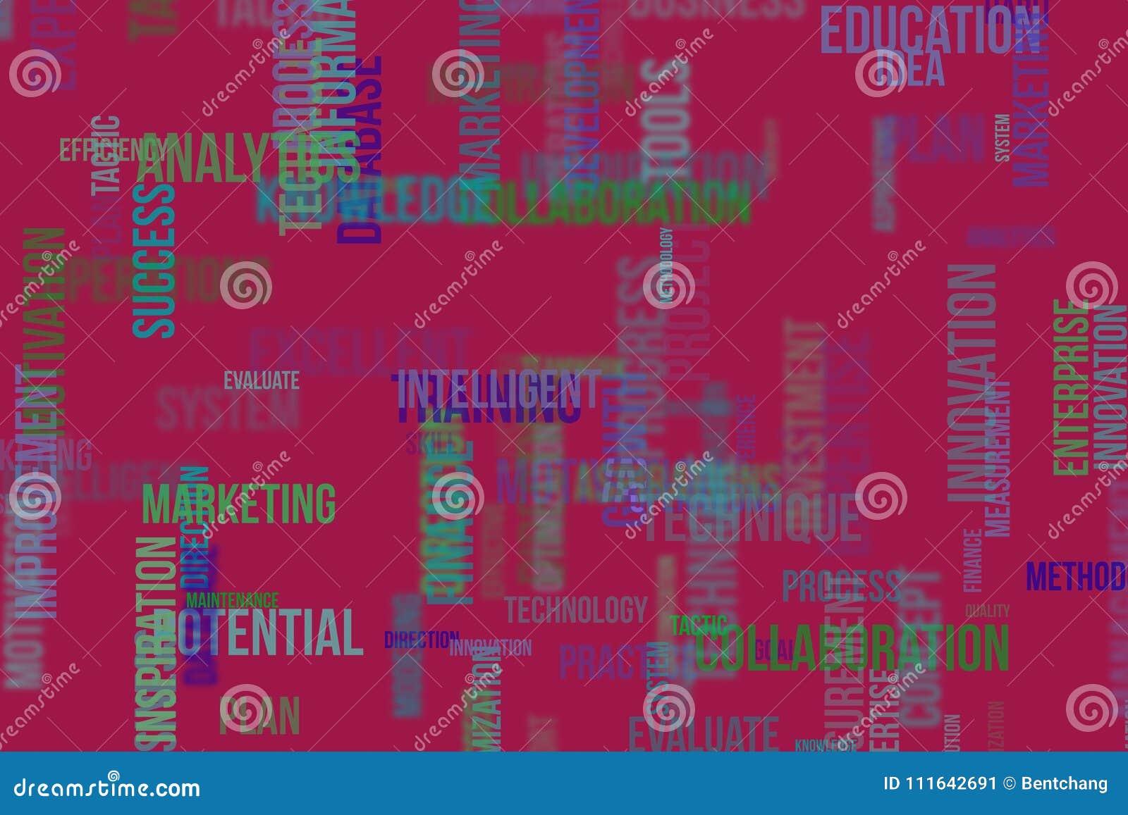 Dê forma ao teste padrão do fundo, bom para o projeto gráfico Inteligente, inspiração, análise & textura