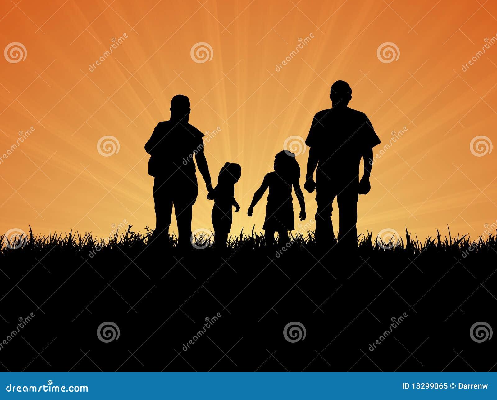 Día de la familia hacia fuera