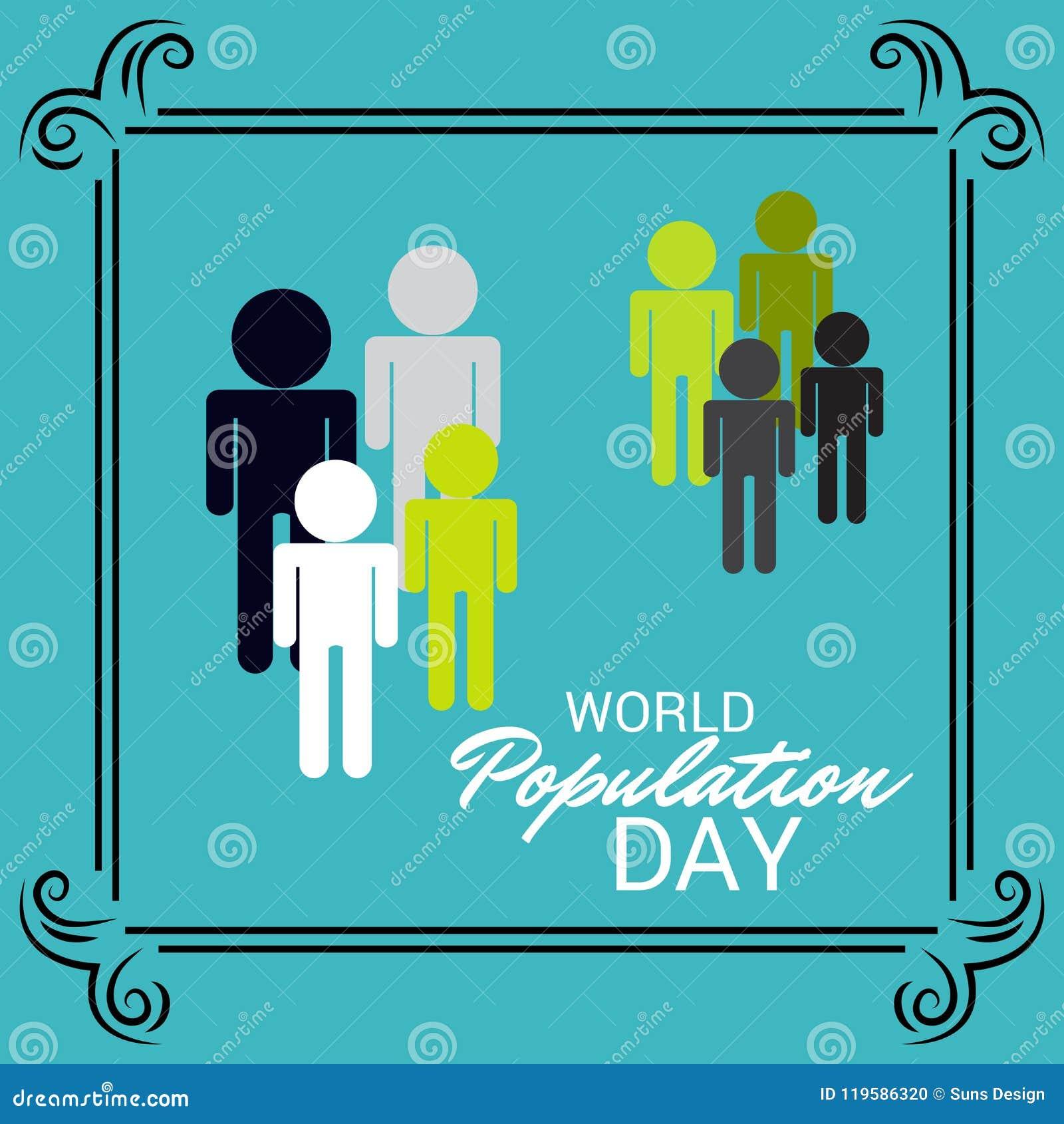 Día de la población de mundo