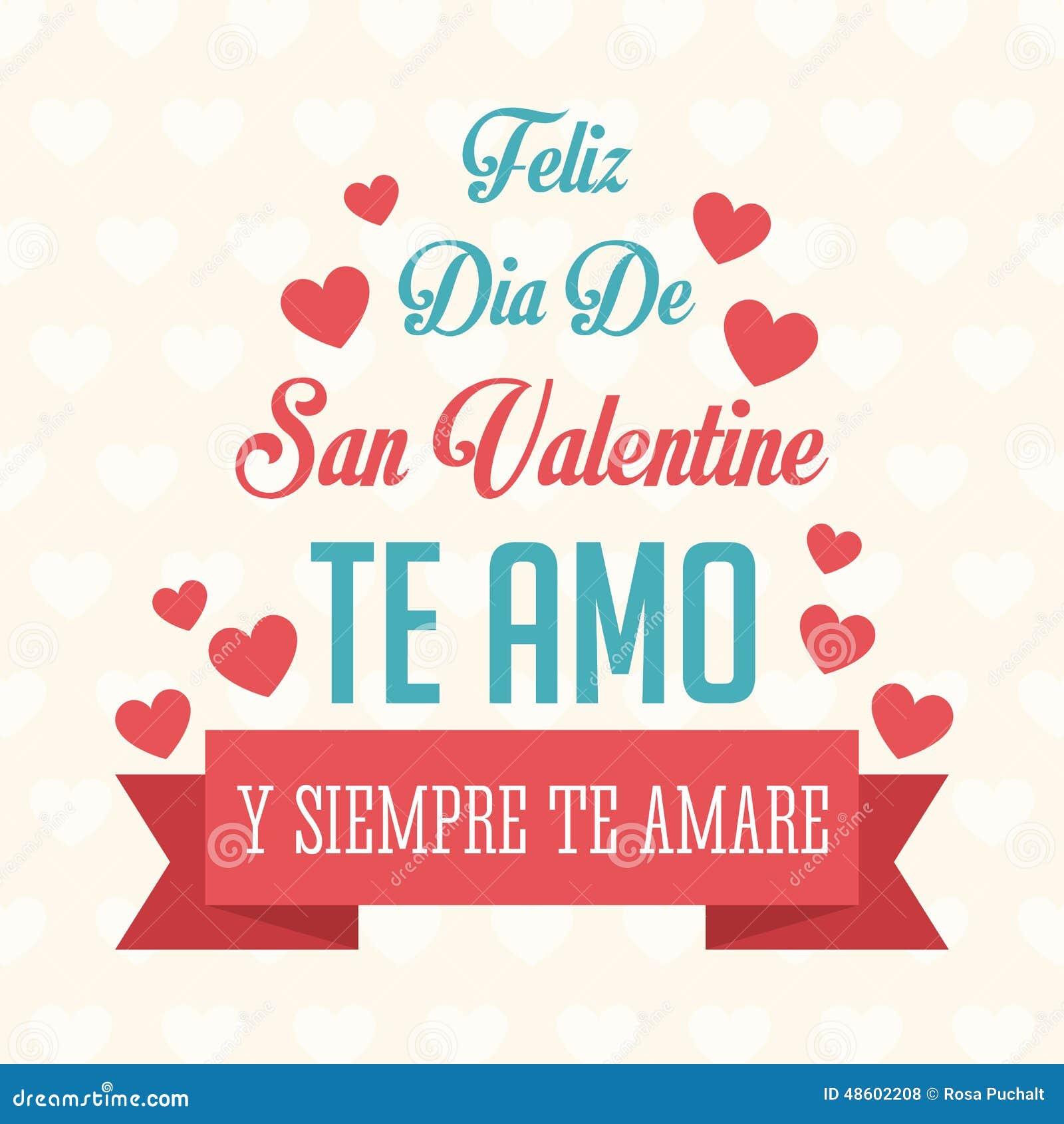 Día de tarjetas del día de San Valentín feliz