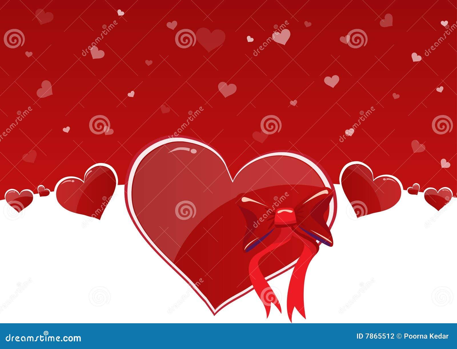 D a de tarjetas del d a de san valent n feliz fotograf a - Postales dia de san valentin ...