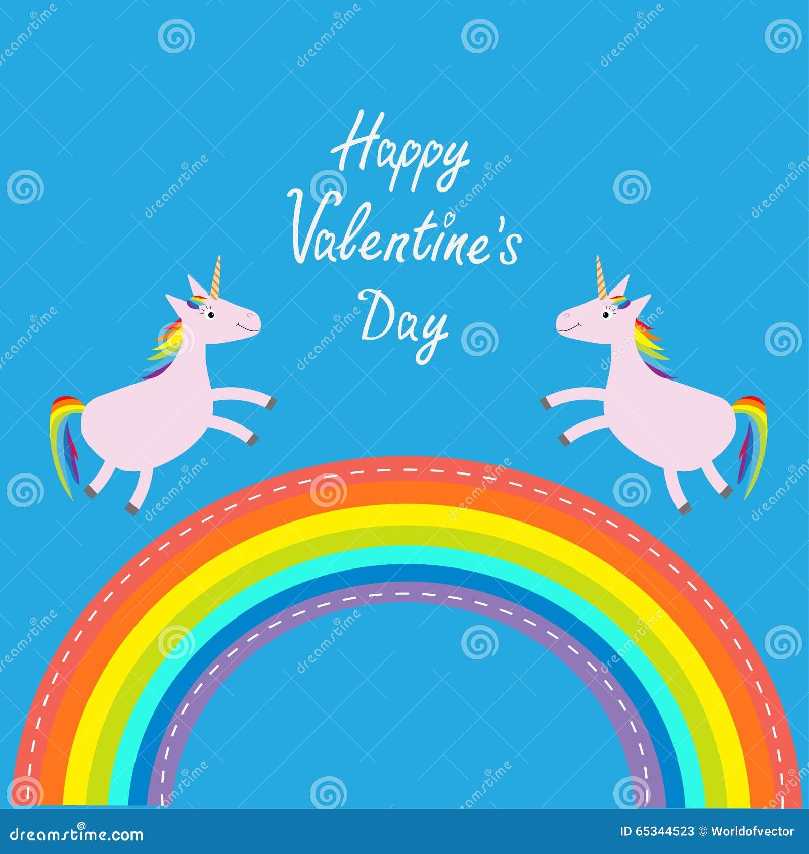 Diseño Del Rainbow Warrior Iii: Día De Tarjetas Del Día De San Valentín Feliz Tarjeta Del
