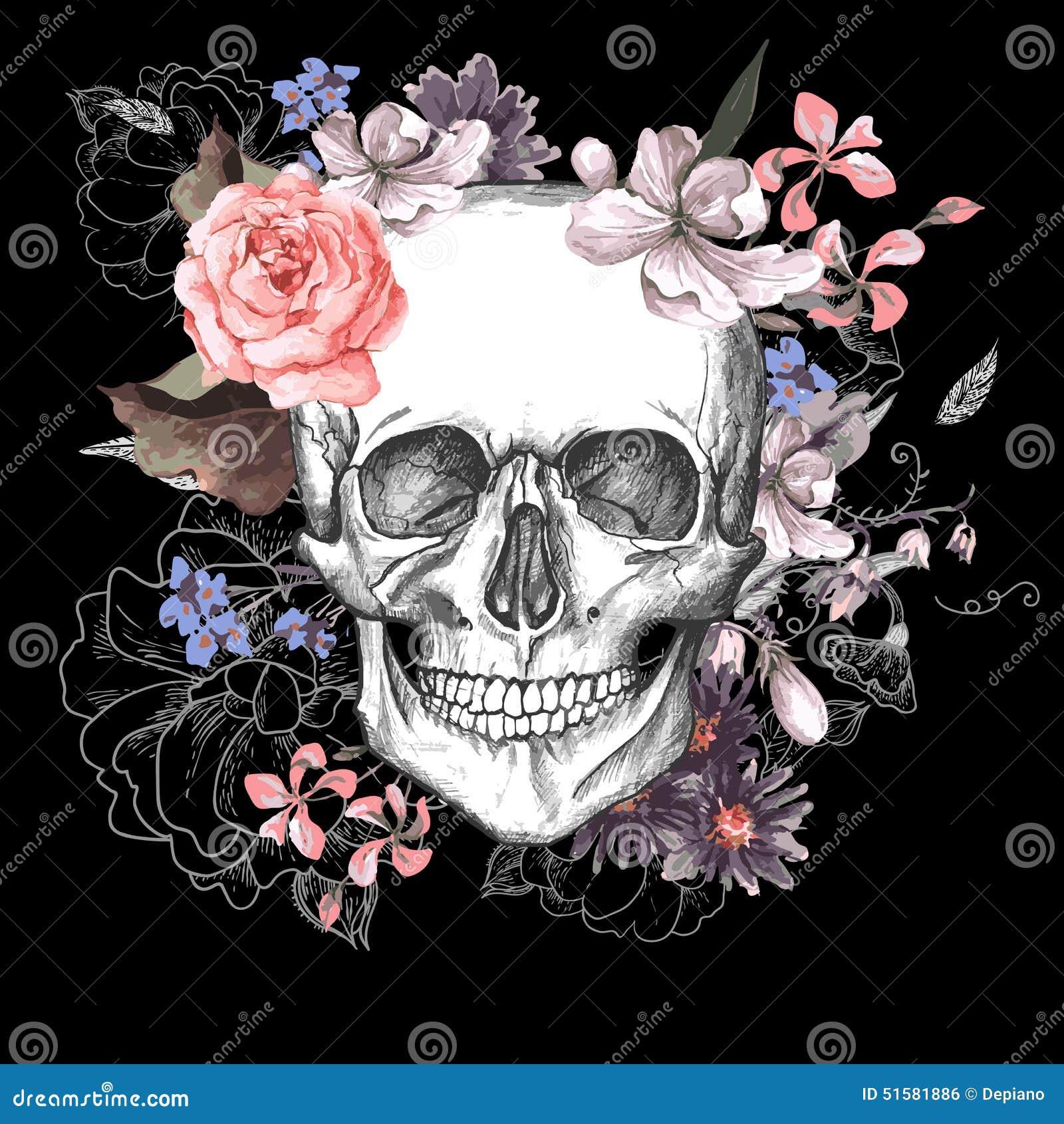 Día del cráneo y de las flores de los muertos