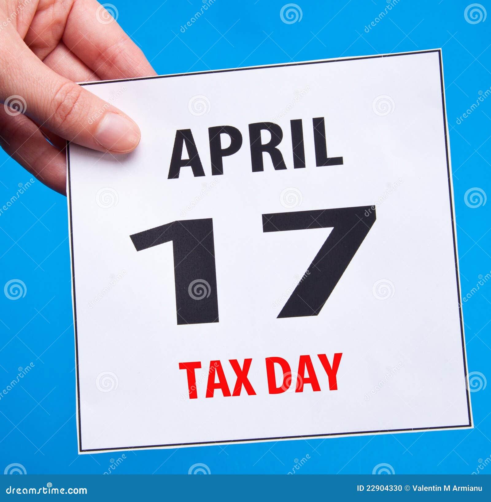 Día del impuesto