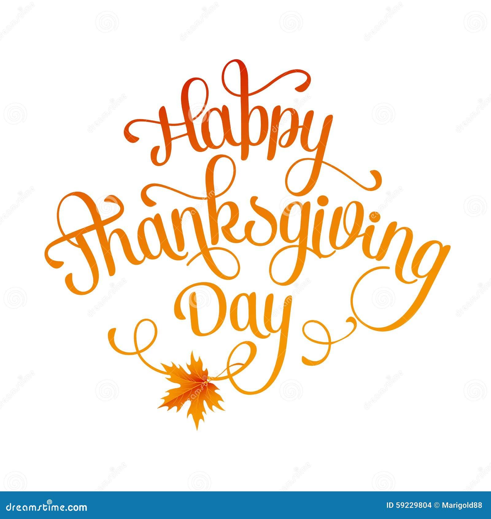 Download Día Feliz De La Acción De Gracias Ilustración del Vector - Ilustración de decoración, decorativo: 59229804