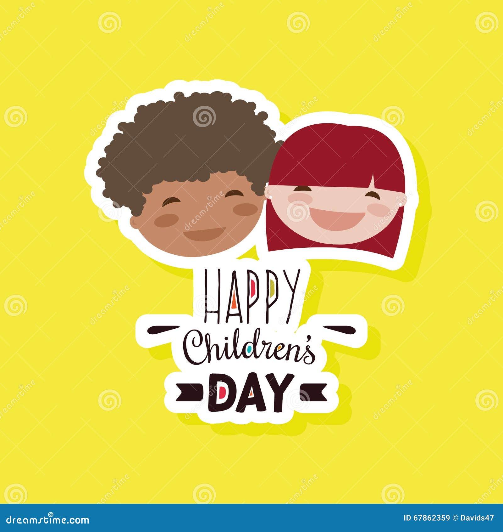 Día feliz de los niños