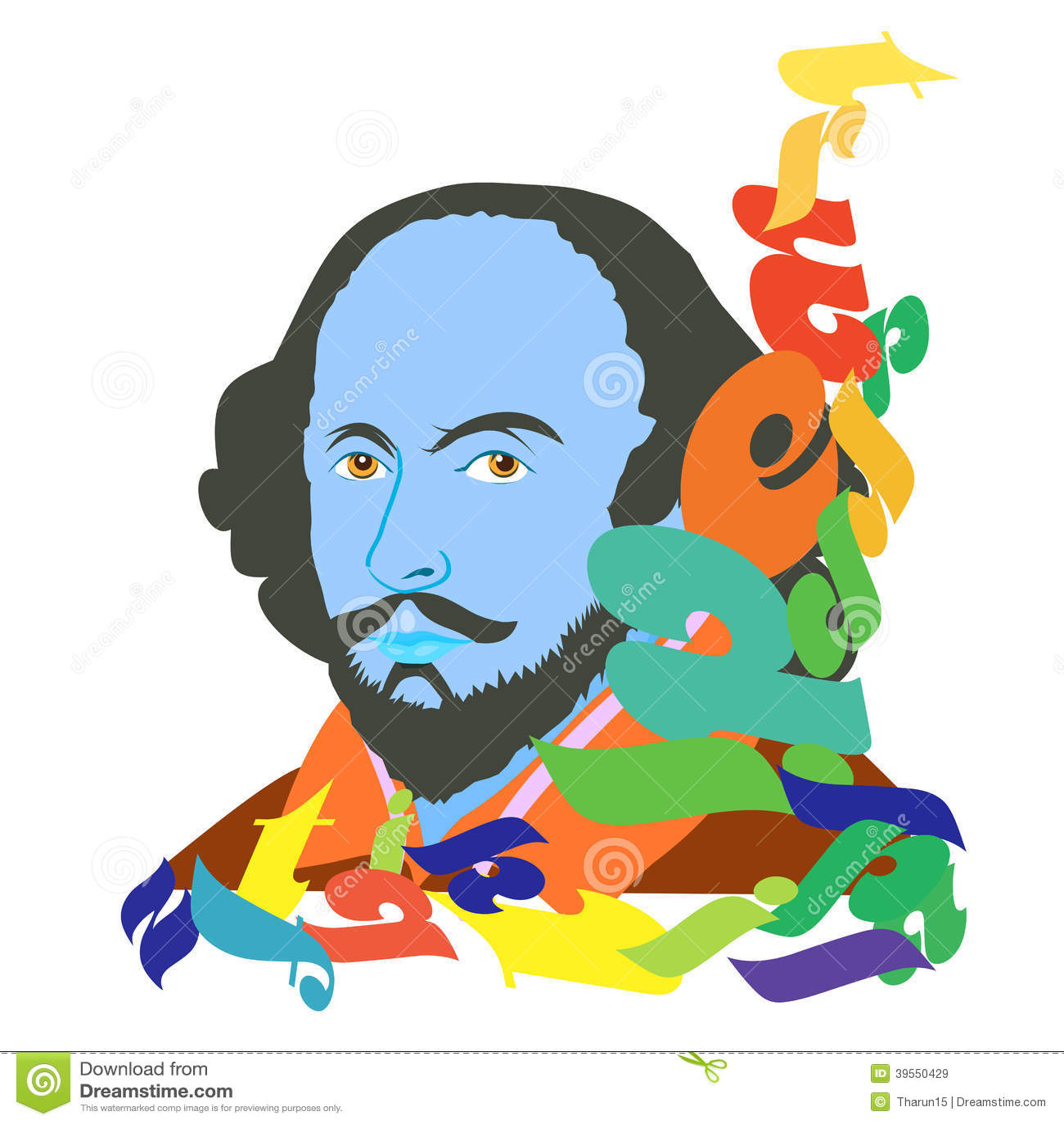 Día feliz de Shakespeare