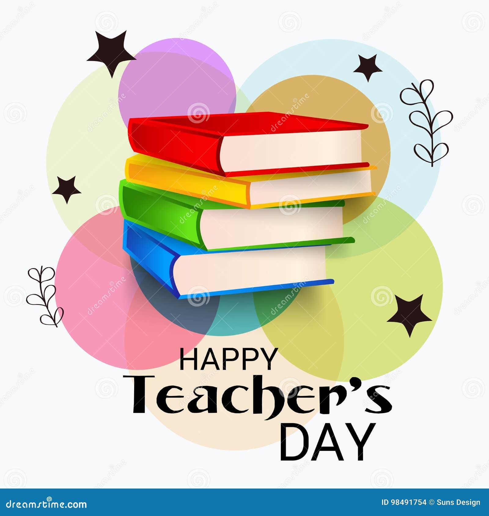 Día feliz del ` s del profesor