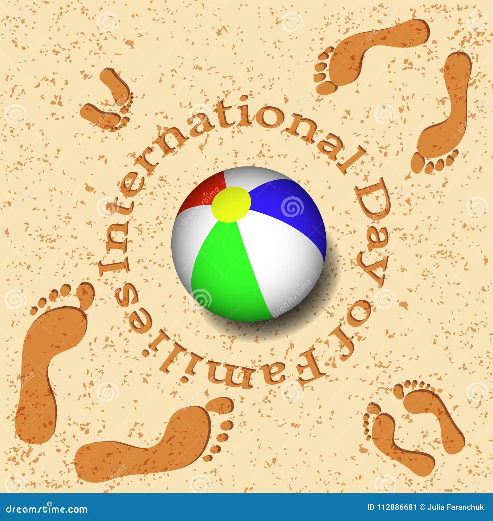 Día internacional de familias