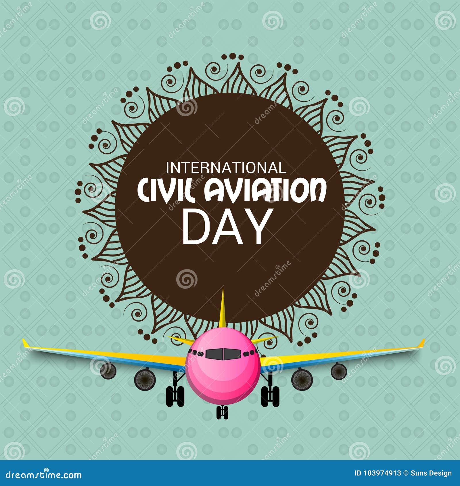 Día internacional de la aviación civil