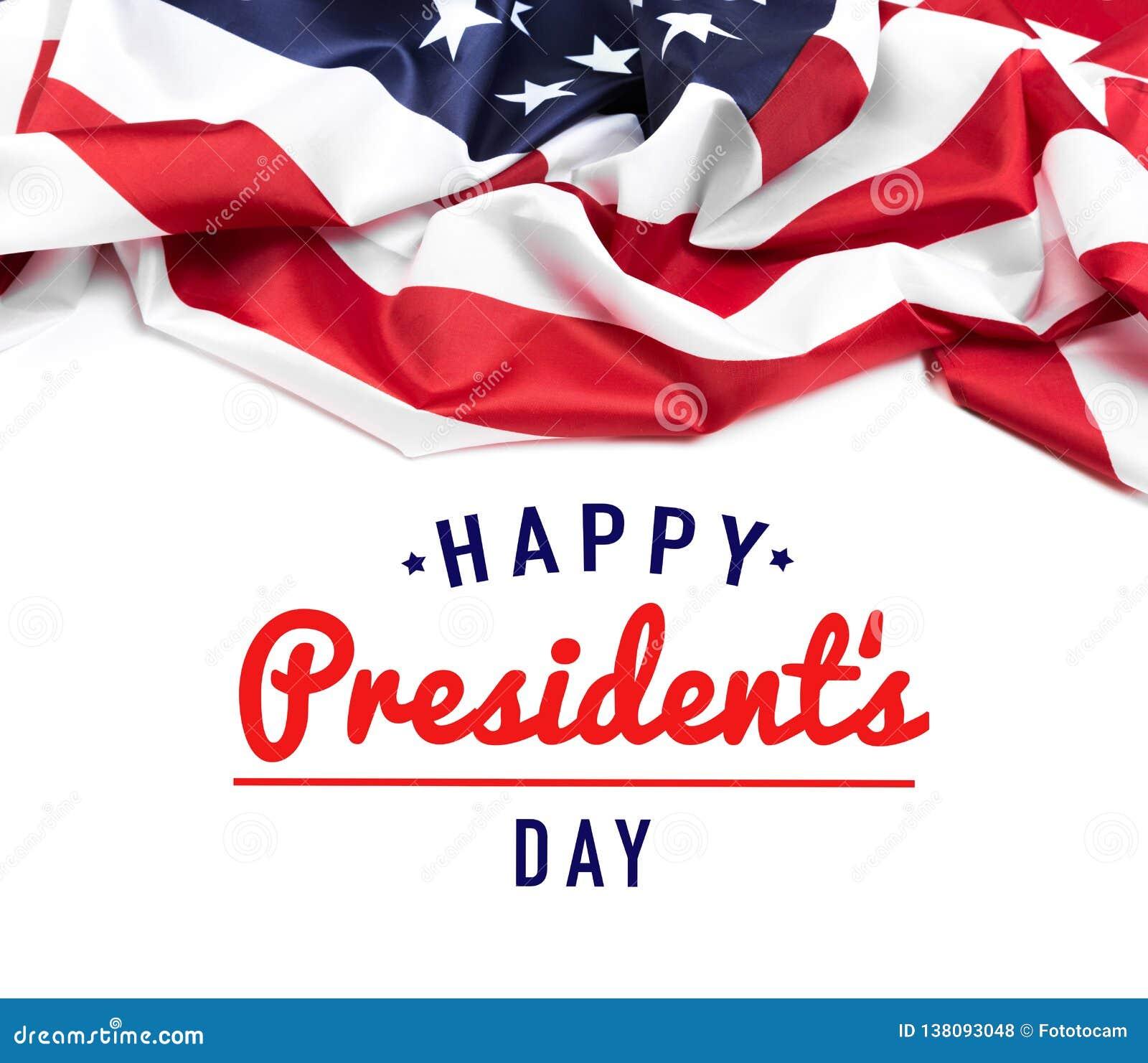 Día los E.E.U.U. - imagen de los presidentes